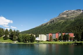 Skyline House, Apartment Resort St. Moritz