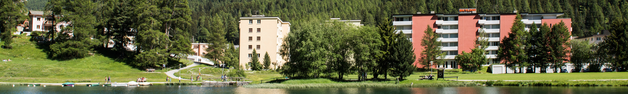 St. Moritz Resort Apartments, Engadin